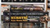 Dövme İçin Tüp Hint Kınası Siyah 30 G (Ücretsiz Ka...