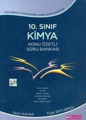 10. Sınıf Kimya Konu Özetli Soru Bankası Esen Yayınları