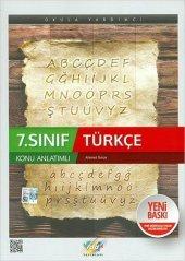 7.sınıf Türkçe Konu Anlatımlı Fdd Yayınları