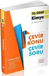 10.sınıf Kimya Çevir Konu Çevir Soru İnovasyon Yayınları