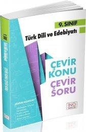 9.sınıf Türk Dili Ve Edebiyatı Çevir Konu Çevir Soru İnovasyon Yayınları