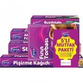 Parex Süper Mutfak Seti 5&#039 Li