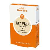 Newlife B12 Plus 60 Tablet Skt 06 2021