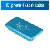 3d İphone 4 Kapak Baskı Kalıbı