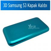 3d Samsung S3 Kapak Baskı Kalıbı