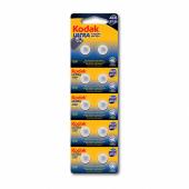 Kodak Ag10 Lr1130 Alkalin Düğme Pil 10lu Paket