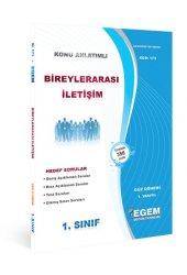 Aöf Bireylerarası İletişim 1. Sınıf Güz Dönemi Konu Anlatımlı Soru Kitabı Tek Egem Yayınları