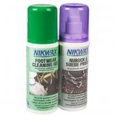 Nikwax İkili Paket Nubuck & Suede Spray + Footw...