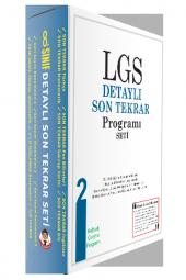 Tonguç Akademi Lgs Detaylı Son Tekrar Programı Seti