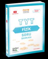 üçdörtbeş Yayınları Tyt Fizik Soru Bankası 2020 Model