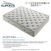 Kupons Aloevera Ortopedik Yaylı Yatak 140x200 Cm