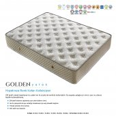 Kupons Golden Ortopedik Yaylı Yatak 150x200 Cm