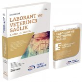 Murat Yayınları Laborant Ve Veteriner Sağlık 2.sınıf 3.yarıyıl Güz Dön.set Konu Anlatımı Ve Çıkmış Sorular(6yıl)