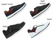 Wickers Cilt Bağcıklı Erkek Spor Ayakkabı