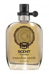 Avon Scent Masculine Woody Erkek Parfüm Edt 30...