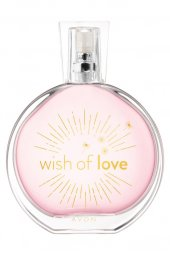 Avon Wish Of Love Bayan Parfümü 50 Ml.