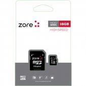 Zore Micro Sd Hafıza Kartı 16gb