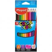 Maped Color Peps Kuru Boya 12 Renk