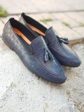 Valentines Erkek Ayakkabı Lacivert