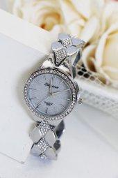 şık Tasarım Eliyina Kadın Kol Saati Silver