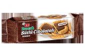Burçak Sütlü Çikolatalı Bisküvi 114 Gram 12 Adet