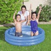 3 Boğumlu 2 Kişilik Şişme Çocuk Havuzu Yazlık Kamp...