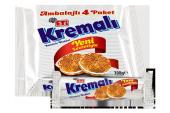 Kremalı Sandviç Bisküvi 77 Gram 24 Adet