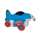 Canem 0783 64 12li Sürtmeli Metal Mavi Uçak