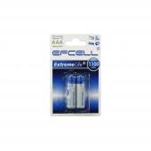 Efcell 1100mah 2li Şarjlı İnce Pil