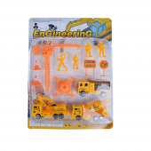 Kayyum Bz116510 İş Makinesi Seti