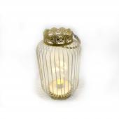 Pilli Işıklı Modern Tasarım Led Lamba Model 5