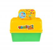 Zuzu Sarı Yeşil Çantalı Tamirci Seti 4080