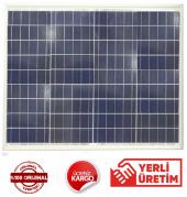 50 W Watt Güneş Paneli Solar Panel