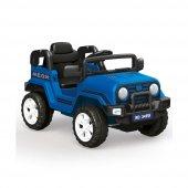 Dolu 8006 Neon Mavi 12 Volt Akülü Araç