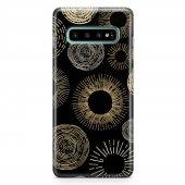 Samsung Galaxy S10 Kılıf Silikon Arka Koruma Kapak Modern Zamanla