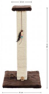 Kai Kedi Tırmalama Tahtası Uzun