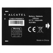 Alcatel One Touch 910 Cab31p0000c1 Batarya Pıl