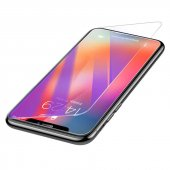 Apple İphone Xs Max 6.5 Baseus 0.3mm Full Glass Anti Blue Light Tempered Glass