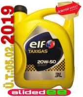 Elf Taxigas 20w 50 Motor Yağı (Benzin, Dizel, Lpg)...