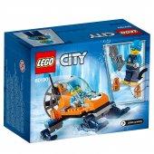 Lego Kızaklı Kutup Motosikleti 60190