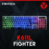 Fantech K611l Fıghter Mekanik Hisli Gaming Oyuncu Klavyesi