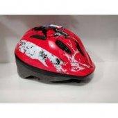 Camaro Kask Çocuk (Kırmızı)uysal Bisikletücretsiz Kargo