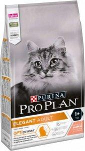 Pro Plan Elegant Adult Somonlu Kedi Maması 1,5 Kg