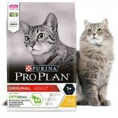 Pro Plan Yetişkin Kediler İçin Tavuklu Kedi Maması 10 Kg