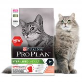 Pro Plan Somonlu Kısırlaştırılmış Kedi Maması 1.5kg