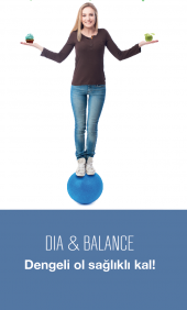 Thera Line Dia & Balance Bitkisel Çay 3 Kutu Özel Fiyat