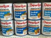 Dewilux Endüstriyel Sonkat Boya Yeni Bayrak Kırmızı 0.75 Lt.