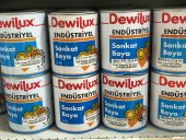 Dewilux Endüstriyel Sonkat Boya Ultramarin Mavi 0.75 Lt.