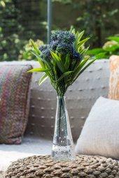 2li Allium Mor Yapay Çiçek