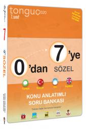 Tonguç Akademi 0 Dan 7 Ye Sözel Konu Anlatımlı Soru Bankası